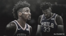 Robert Covington wanted to stay with the 76ers to complete 'the process'