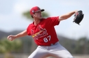Cardinals create space on 40-man roster; Angels claim Mayers