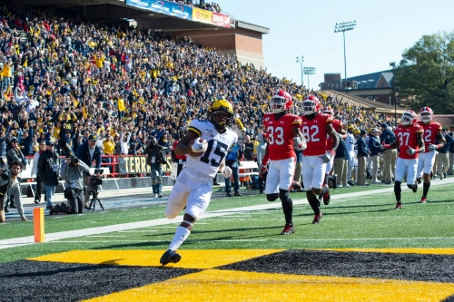 Michigan football vs. Maryland grades: Solid day from defense, special teams