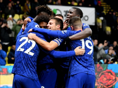 Watford vs Chelsea result: Frank Lampard's side survive nervy finale to keep Hornets at bay