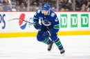 Vancouver Canucks Quinn Hughes Out With Ankle Injury