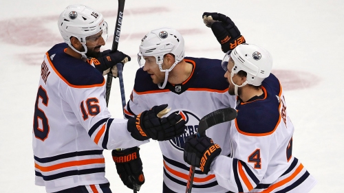 Mike Smith makes 51 saves as Oilers beat Penguins in overtime