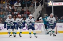 Pettersson shines in Canucks' win over Sharks