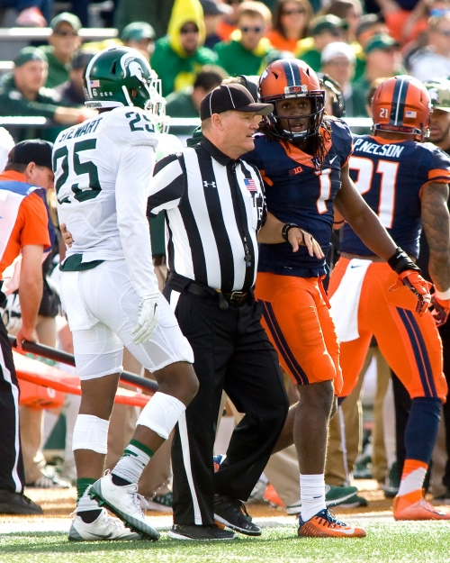 Michigan State football: After second bye in three weeks, what to watch vs. Illinois