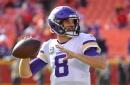 Minnesota Vikings at Kansas City Chiefs: First quarter recap and second quarter discussion