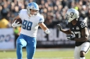 Lions' T.J. Hockenson missed 4th-down play because he was being checked for concussion