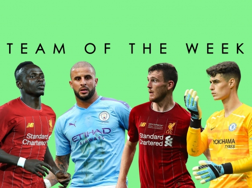 Premier League team of the week: Star players from Liverpool, Chelsea, Newcastle United and more