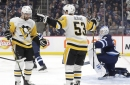 The Penguins seem to have a new shut down line