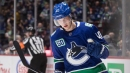 Canucks' Elias Pettersson named first star of the week