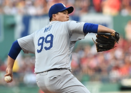 Dodgers News: Hyun-Jin Ryu Named NL Cy Young Award Finalist Along With Mets' Jacob deGrom & Nationals' Max Scherzer