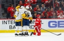 Detroit Red Wings destroyed, Jimmy Howard pulled in soft 2nd period of 6-1 loss