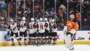 Derek Stepan's overtime goal leads Coyotes past Oilers