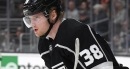 Ex-Leaf Carl Grundstrom adds bump and grind to Kings' top line