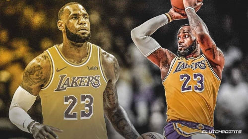 Lakers' LeBron James becomes oldest player to record three straight triple-doubles