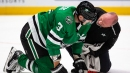 Stars' John Klingberg out at least two weeks after being hit by puck