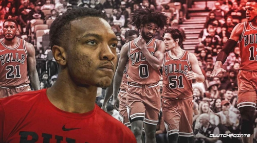 Wendell Carter Jr. 'pissed,' 'bothered' by Bulls' performance after collapse vs. Lakers