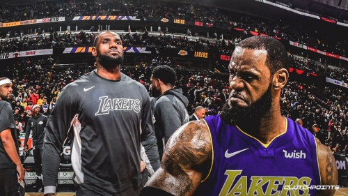 Lakers' LeBron James has savage tweet directed to critics calling him 'washed'