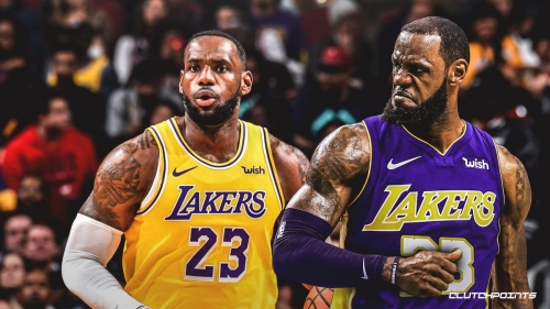 LeBron James is certainly no 'Washed King'