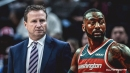 Wizards coach Scott Brooks claims John Wall's shooting is looking really good