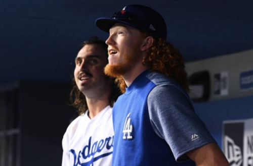 Dodgers News: Clayton Kershaw 'Very Impressed' With Tony Gonsolin & Dustin May
