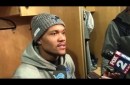 Detroit Lions' Kenny Golladay on his competition with Marvin Jones