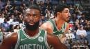 Celtics' Jaylen Brown set to return vs. Hornets; Enes Kanter upgraded to questionable