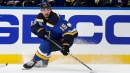 Blues trade Robby Fabbri to Red Wings for Jacob de la Rose