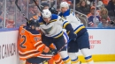 Blues beat Oilers to stay atop Western Conference standings