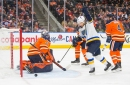 Champion Blues avoid another OT, upend Oilers in regulation for 6th straight win
