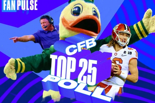 Ducks Rise to #9 in FanPulse Poll