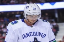 Signed for his offence, Loui Eriksson finds himself fighting for ice-time on improved Canucks' 4th line