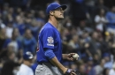 Cole Hamels admits he came back too soon from his oblique injury