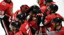 Pageau scores in overtime to give Senators win over Kings