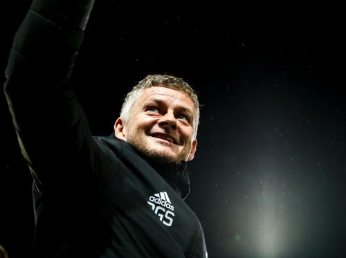 Has Ole Gunnar Solskjaer finally found his Manchester United template?