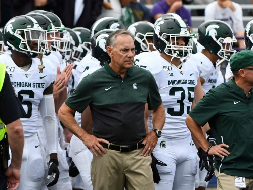 Michigan State football has a lot to prove — like showing it can score a TD
