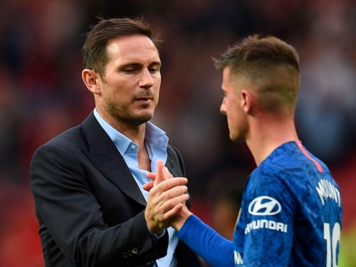Chelsea team news: Frank Lampard hopeful Mason Mount will recover for Crystal Palace