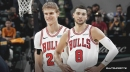 Bulls star Zach LaVine knows he and Lauri Markkanen need consistency to be a 'dynamic duo'