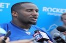 Detroit Lions' Mike Daniels confident as ever as he nears return from injury