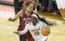 No. 15 Texas women's basketball team falls to South Florida