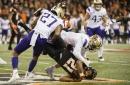 Washington stymies Oregon State, 19-7