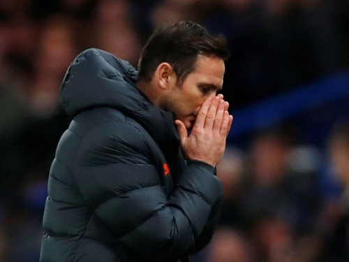 Frank Lampard reveals his special superstitions as Chelsea manager