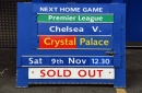 Chelsea vs Crystal Palace LIVE: Kick-off time, team news and latest updates ahead of Premier League fixture today