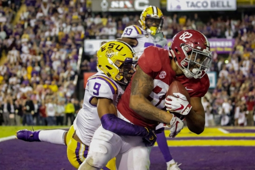 College Football Saturday: Bama vs. LSU Highlights Today's Lineup