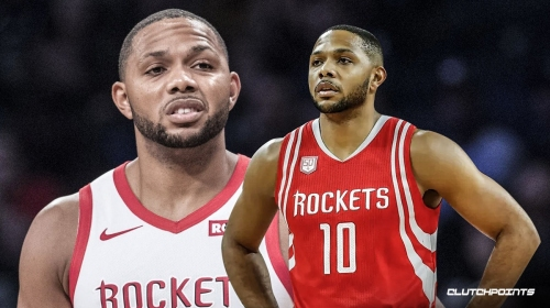 REPORT: Eric Gordon cleared to play for Rockets vs. Bulls