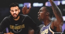 Lakers' JaVale McGee not concerned about Dwight Howard playing more minutes than him