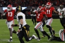 Defense digs in to keep loss at Georgia respectable
