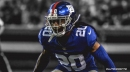 Giants CB Janoris Jenkins being evaluated for concussion vs. the Jets