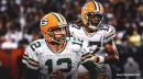 Packers' Aaron Rodgers, Davante Adams connect on beautiful 37-yard completion vs. Panthers