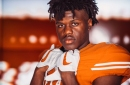 Texas hosted Ole Miss LB commit Jaqwondis Burns for an official visit on Saturday