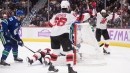 Canucks' offence no-shows again as they fall to Devils